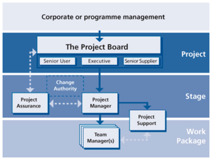 directing projects senior management diagram 1